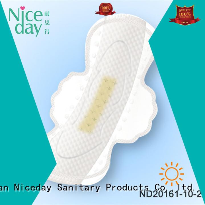 Niceday special sanitary napkin price chip for female