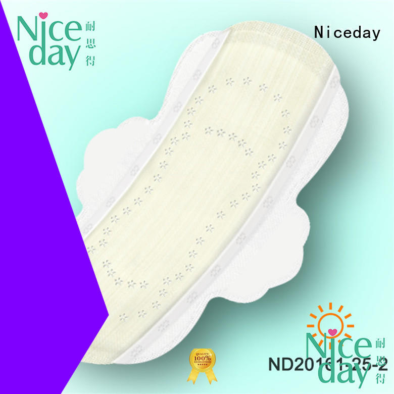 Niceday quality best panty liners tampons for feminine