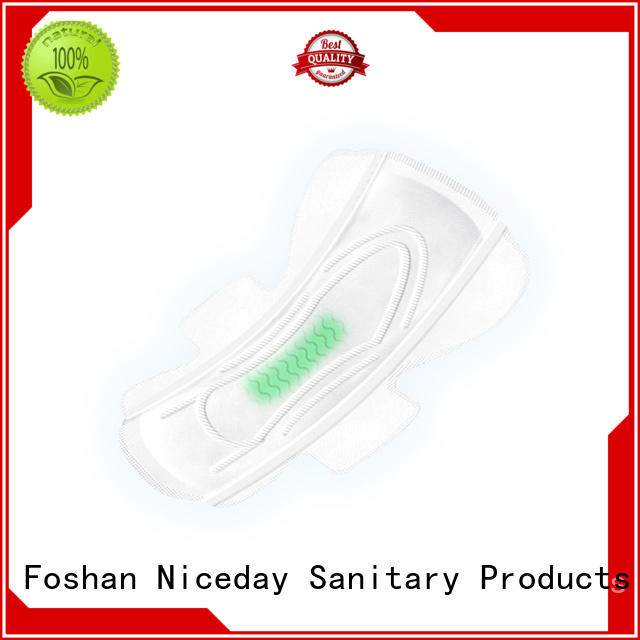 Niceday biodegradable napkin brands diversion for girls