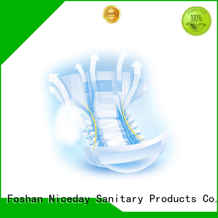 Wholesale oem cheap adult diapers Niceday Brand