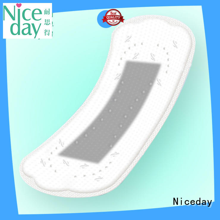 healthy feminine pads biodegradable for ladies Niceday