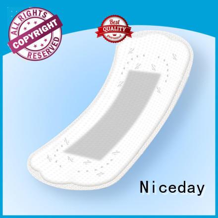 reusable thin sanitary pads niceday for female Niceday