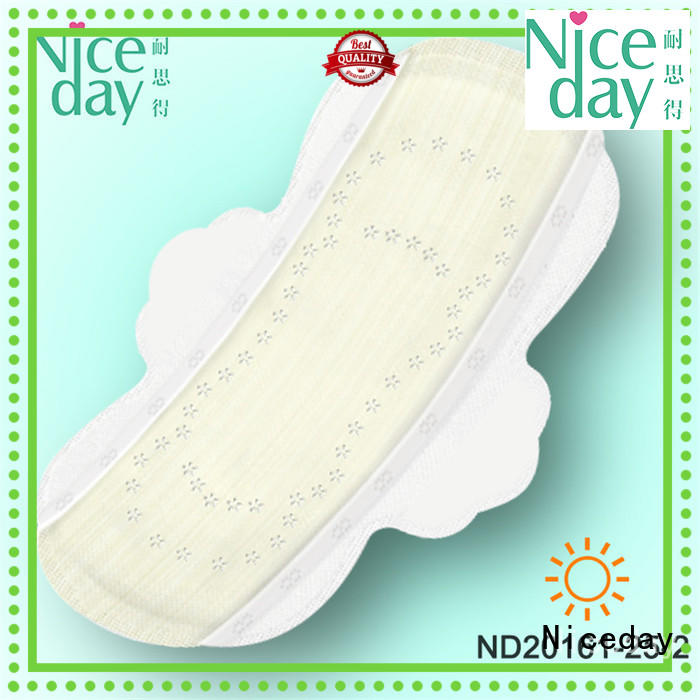 Niceday woven panty liners extra for period