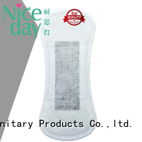 high-end sanitary napkin winged for feminine