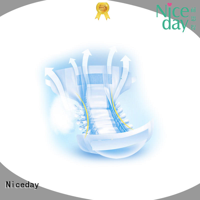 Niceday super adult diapers for women adult absorption