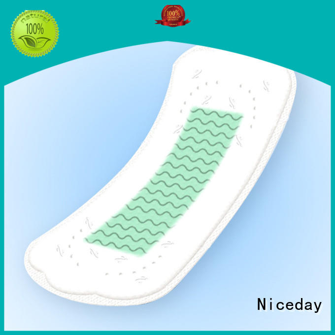 touch cheap menstrual pads biodegradable for ladies Niceday
