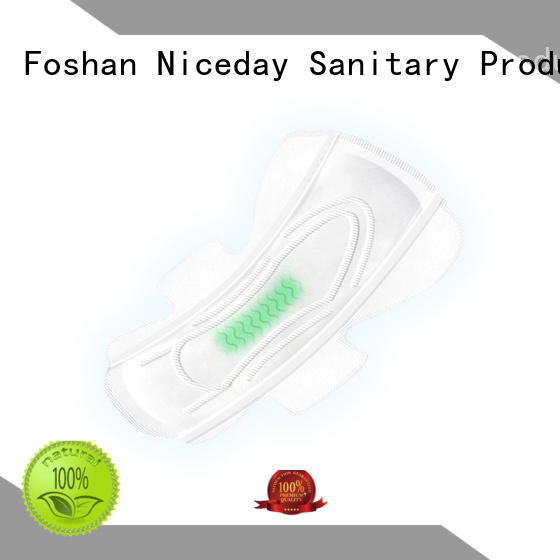 High quality sanitary napkin with super cotton