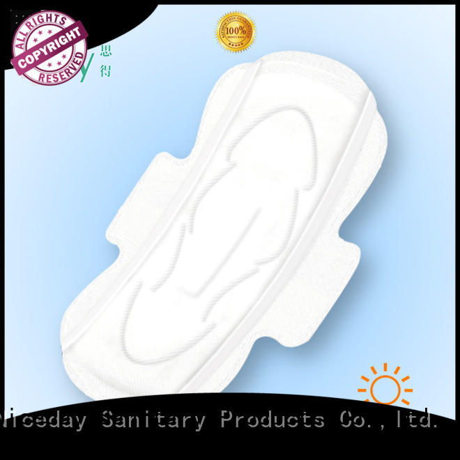 Quality Niceday Brand customized ladies sanitary pads