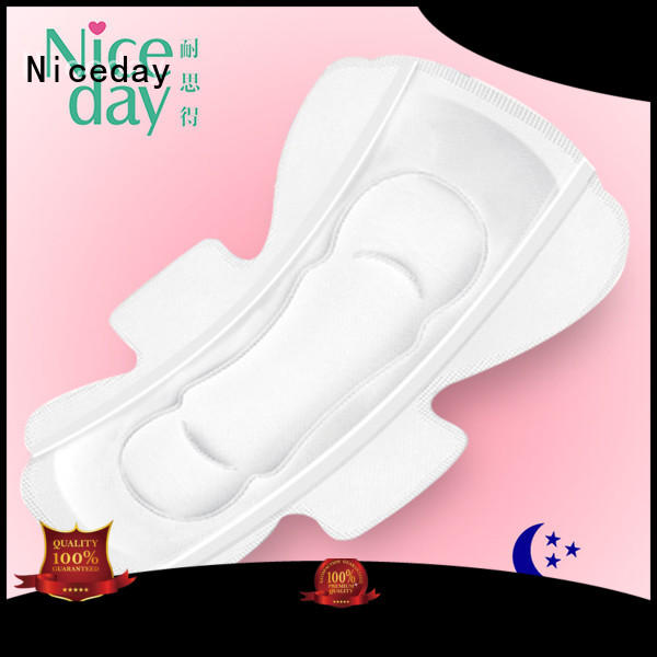 Niceday fabric women napkin ion for period