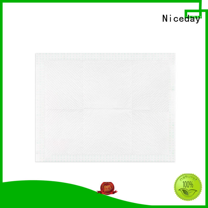 medical medical bed pads disposable underpad for baby Niceday