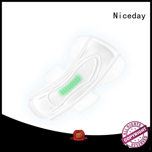 sleeping sanitary pad companies biodegradable for female Niceday