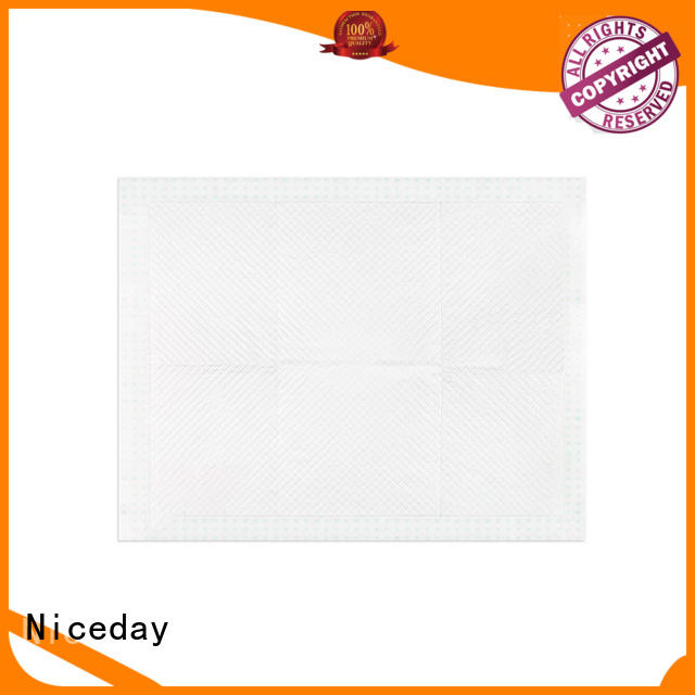 Niceday baby bed wetting pads customize for baby