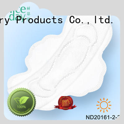 Niceday absorbent ultra thin sanitary napkin sanitary for period