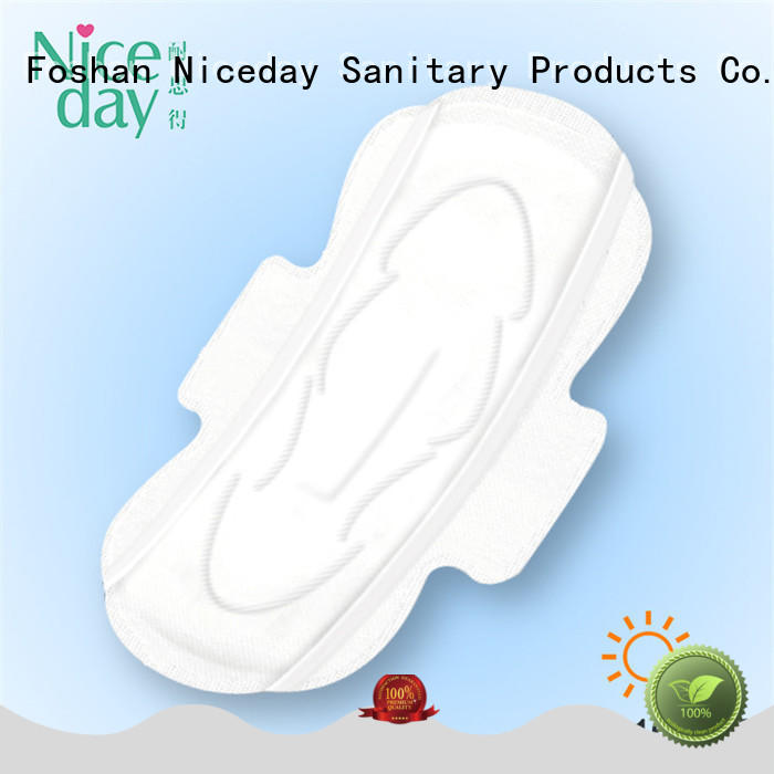 quality sanitary napkin customized for ladies