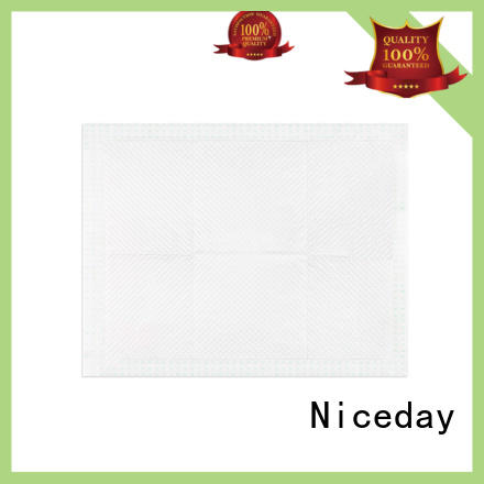 Niceday absorbent disposable blue pads inquire for adult