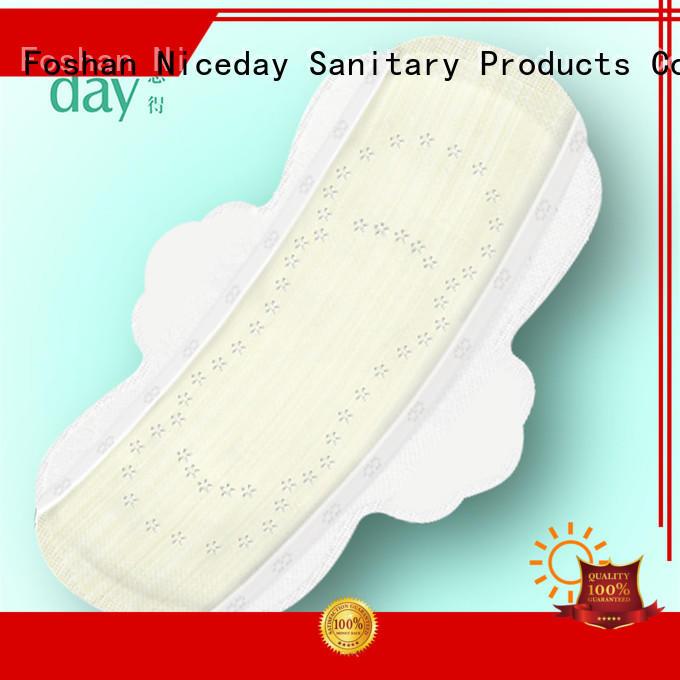 Niceday low sanitary napkins online wholesales for women