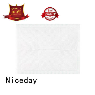 Niceday underpad male incontinence pads customize for adult