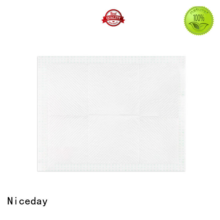 Niceday absorbent underpad inquire for baby
