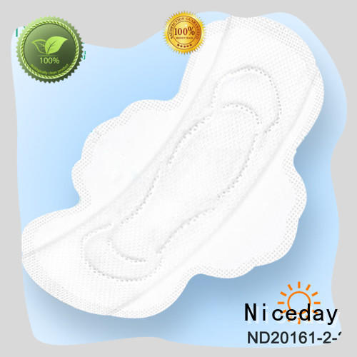 Niceday private women napkin export for feminine
