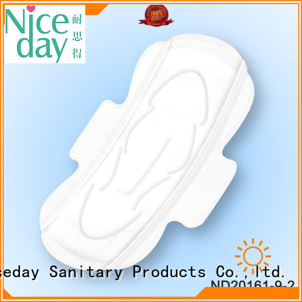 Niceday size ladies napkin picture for female