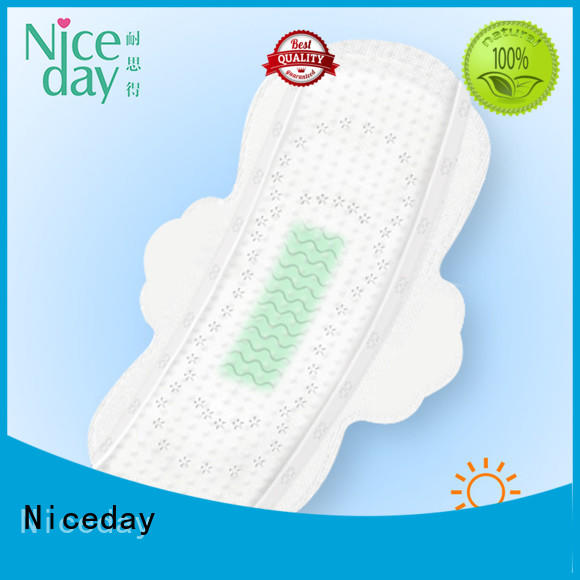 Niceday quality girls pad cool for female