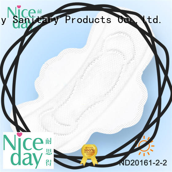 thin sanitary pads nonwoven for ladies Niceday