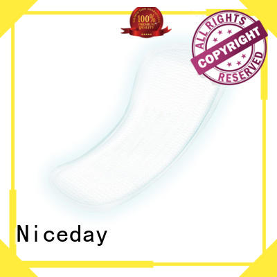 Niceday oem thick maternity pads price for girl
