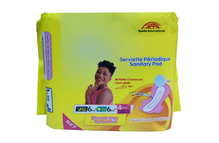 Niceday comfortable female pads graphene for girls-2