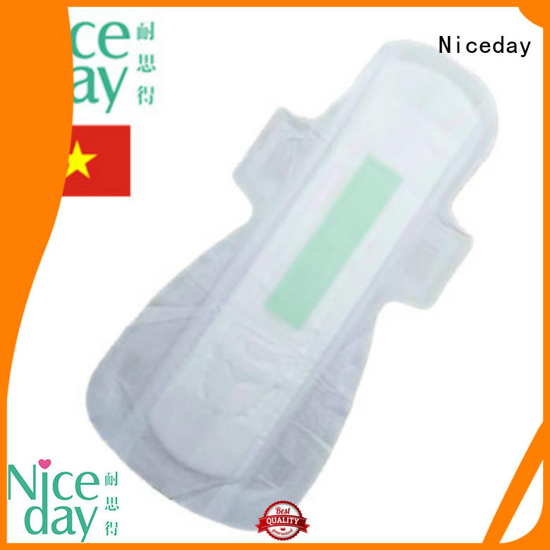 Niceday purple panty liners quickdry for female