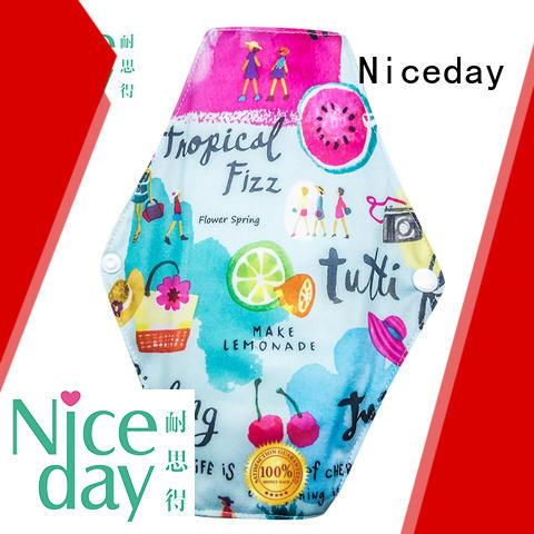 Niceday name cotton menstrual pads dniceday for girl