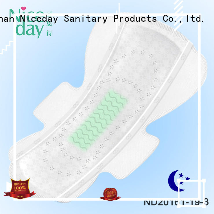 Niceday sale female pads carefree for girls