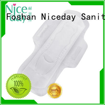 Niceday comfortable female pads graphene for girls