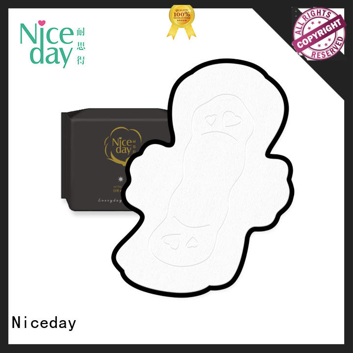 Niceday products female hygiene pads leone for girls