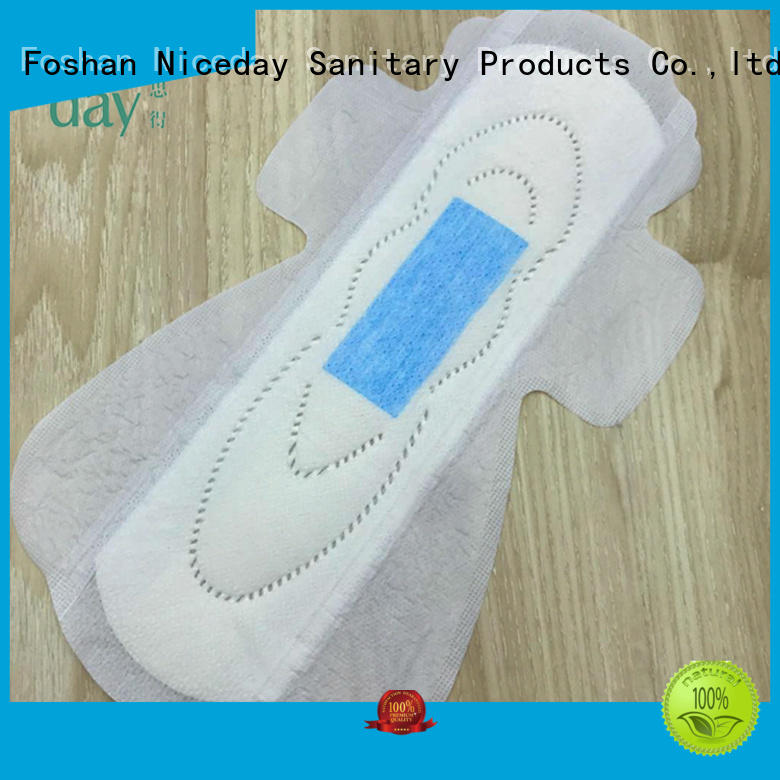black long pads for periods low picture for female