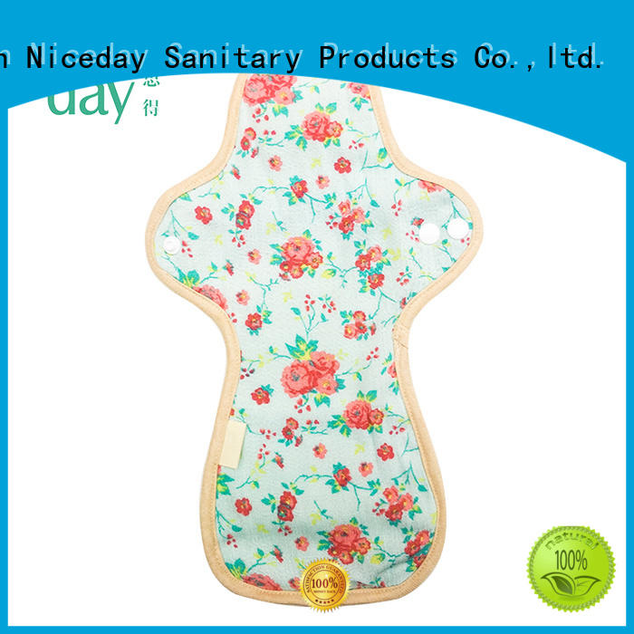 Niceday bamboo women's hygiene products for ladies
