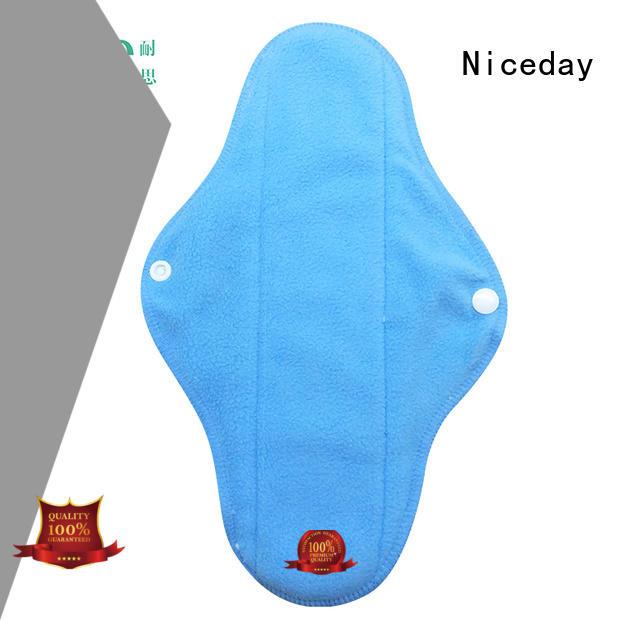 waterproof period pads brand for ladies Niceday