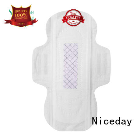 Niceday market cheap sanitary pads film for women