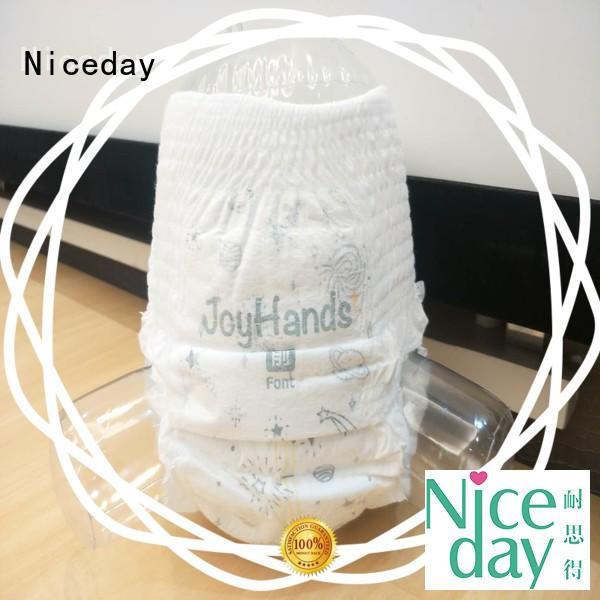 Niceday biodegradable newborn nappies organizer for baby boy