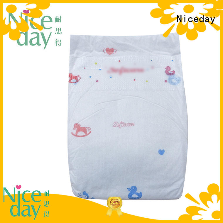 Niceday smart best diapers for newborn baby girl line for baby boy