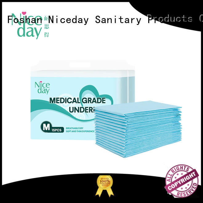 Niceday medical reusable incontinence products inquire for baby