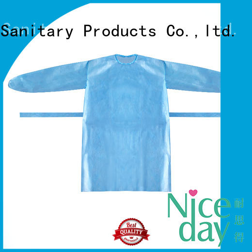 disposable safety clothing manufacturer for hospital