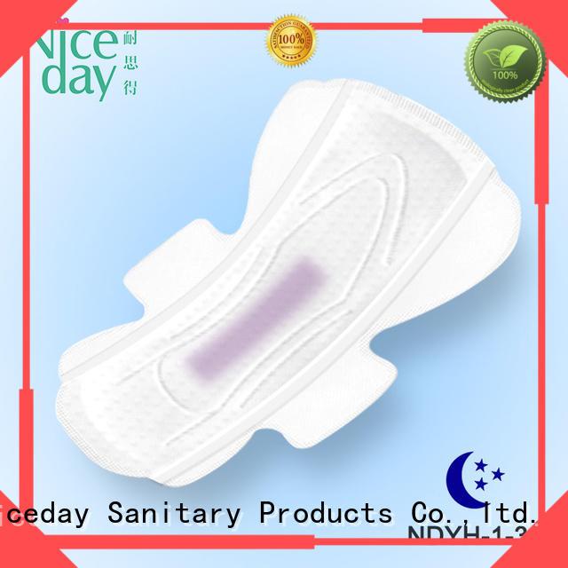 Niceday pulp girls pad dry for women