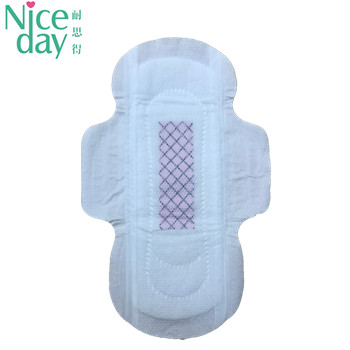 Amazing graphene chip sanitary napkin with high absorbent dry surface soft care female pads ND20191-29-2-Niceday-1