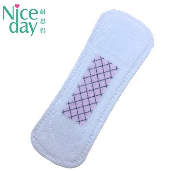 Amazing graphene chip sanitary napkin with high absorbent dry surface soft care female pads ND20191-29-2-Niceday-2