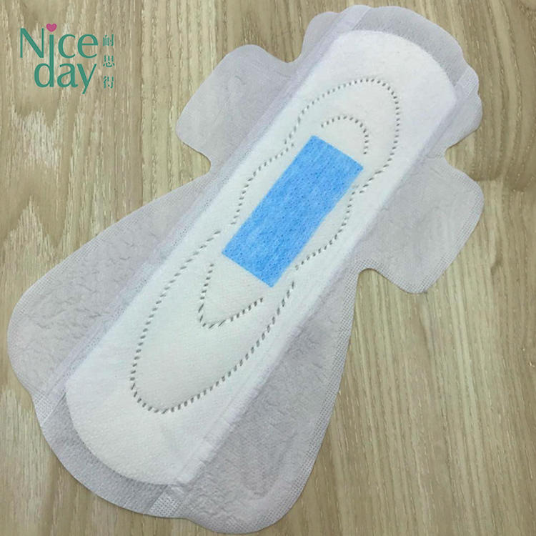 Customized Wholesale Night Use Super Wings Ladies Pad Size Soft Care Lady Pad Sanitary Napkins/Sanitary Towel For Women ND20161-7-3-Niceday