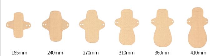 Niceday menstrual feminine pads for women-3