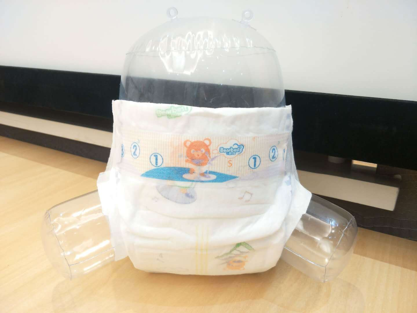Super dry baby deep sleeping diaper softcare baby-dry diaper manufacture NDBD-4-Niceday