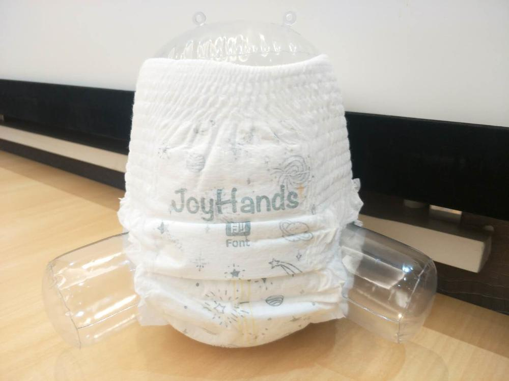 Surperior sleepy baby diapers Premium Biodegradable Baby Diapers NDBD-7-Niceday
