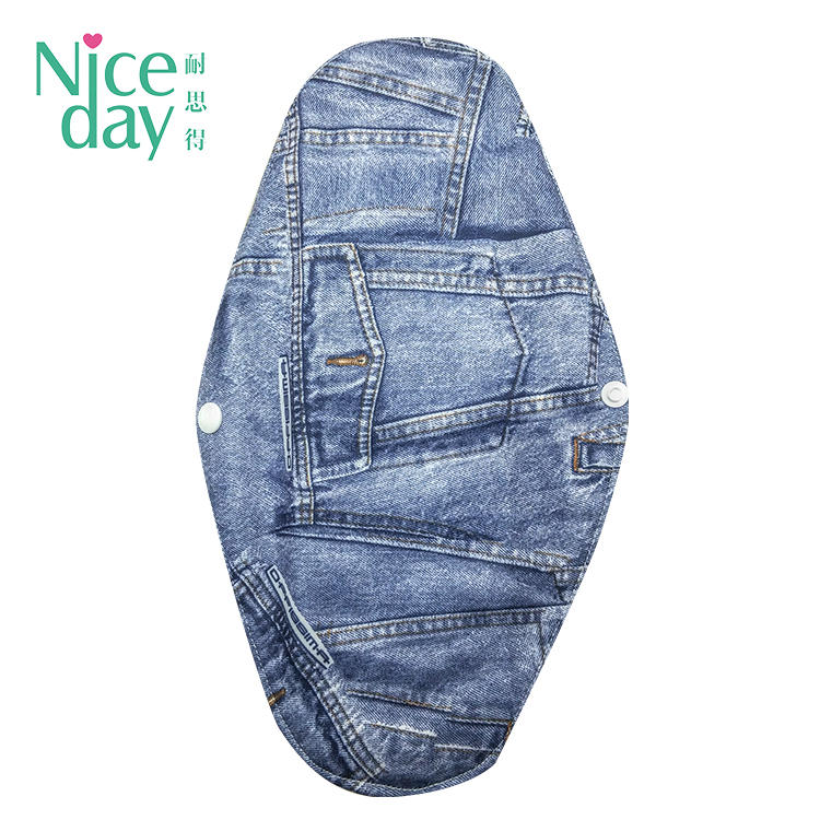 Factory price reusable sanitary napkin wholesale menstrual pad amazing sanitary napkin NDRU-1-6 E-Niceday