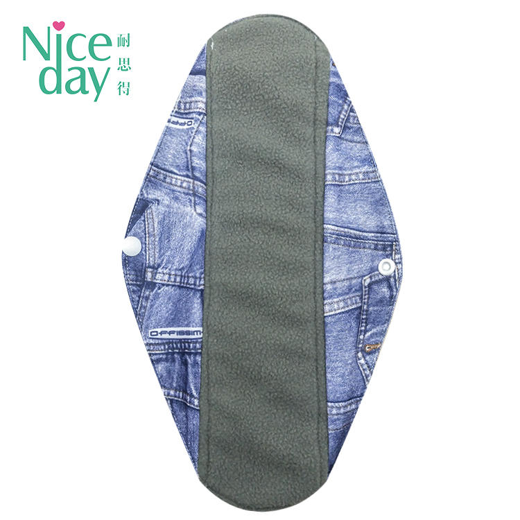 Factory price reusable sanitary napkin wholesale menstrual pad amazing sanitary napkin NDRU-1-6 E-Niceday